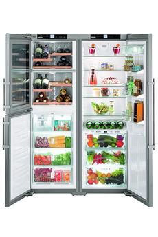 Refrigerateur americain SBSES 7165A Liebherr