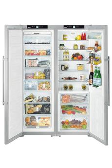 Refrigerateur americain SBSES 7263 Liebherr