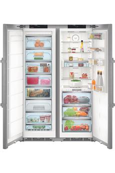 Refrigerateur americain Liebherr SBSES8773-20
