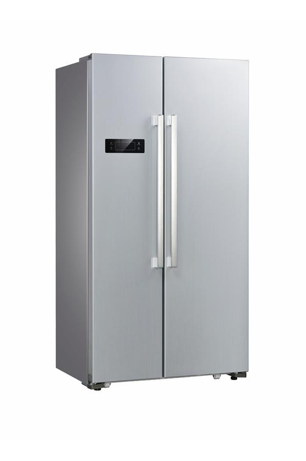 refrigerateur americain proline psbs90ix 4272900 darty. Black Bedroom Furniture Sets. Home Design Ideas