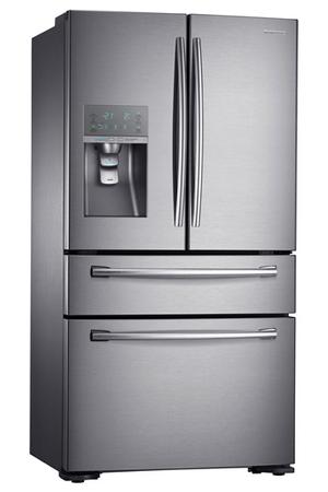 R frig rateur multi portes samsung rf24hsesbsr darty - Refrigerateur multi portes beko gne60520x ...