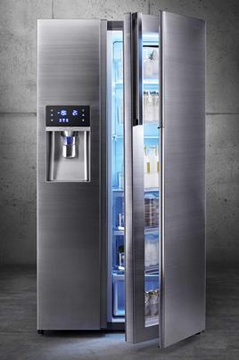refrigerateur americain samsung rh57h90507f food showcase rh57h90507f 4009444 darty. Black Bedroom Furniture Sets. Home Design Ideas