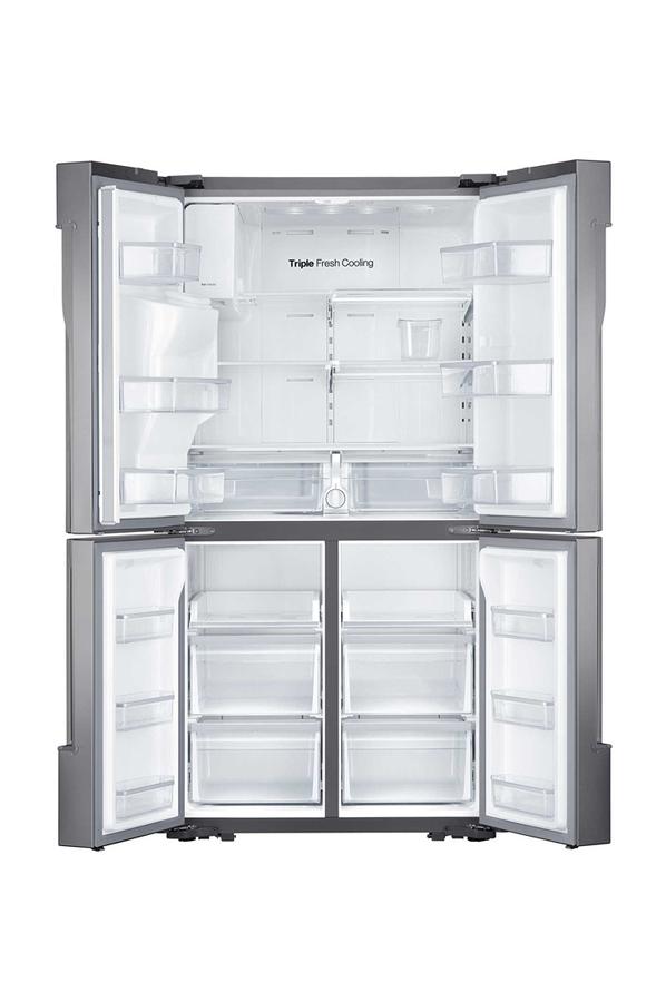 r frig rateur multi portes samsung rf858valasl 3790010 darty. Black Bedroom Furniture Sets. Home Design Ideas