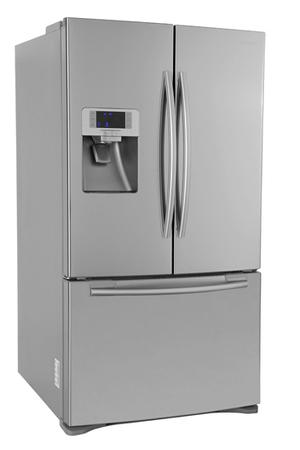 refrigerateur americain samsung rfg23uers darty. Black Bedroom Furniture Sets. Home Design Ideas