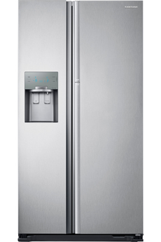 Refrigerateur americain RH56J6917SL FOOD SHOWCASE Samsung
