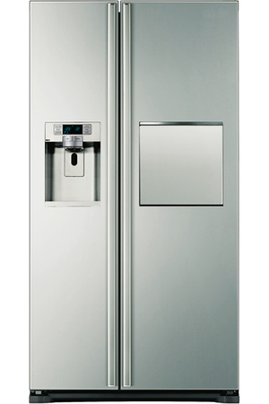refrigerateur americain samsung rs61782gdsl inox prenium darty. Black Bedroom Furniture Sets. Home Design Ideas
