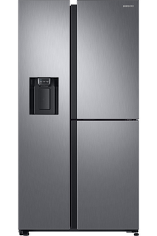 Réfrigérateur américain distributeur de glace pilée - Livraison ...