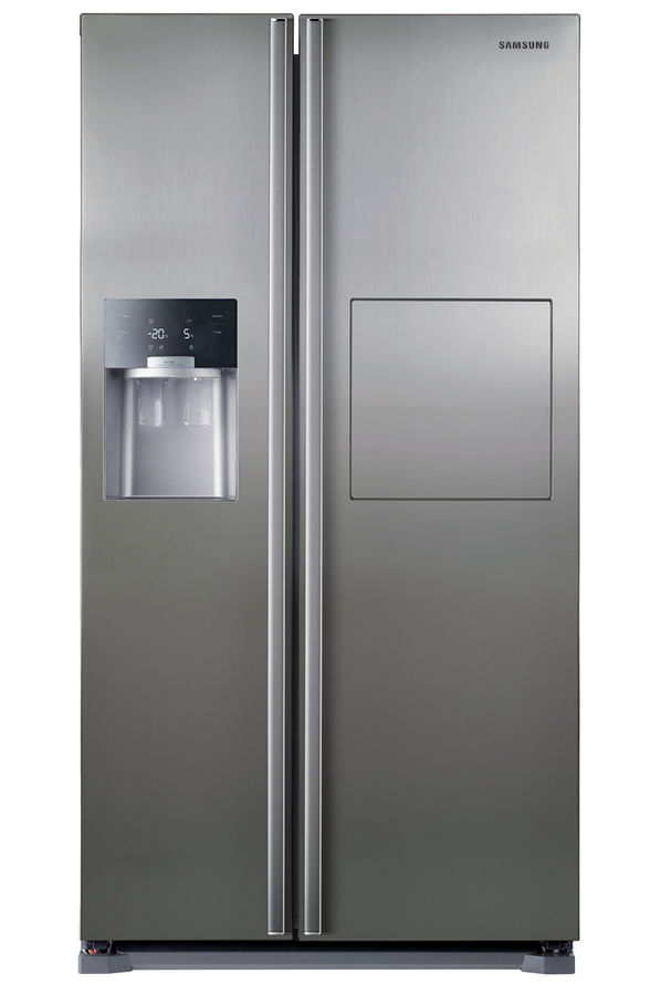 refrigerateur americain samsung rs7578thcsp 4300629 darty