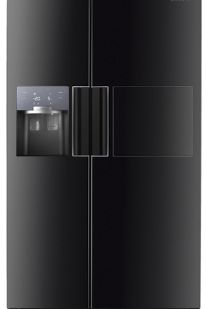 refrigerateur americain samsung rs7687fhcbc darty. Black Bedroom Furniture Sets. Home Design Ideas