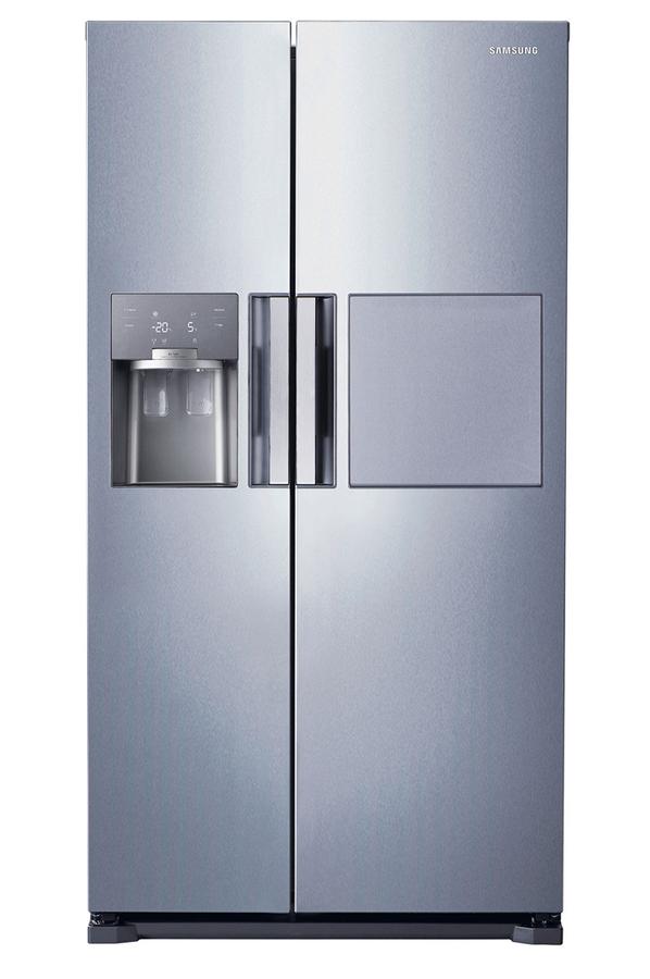 Refrigerateur americain samsung rs7687fhcsl darty - Refrigerateur encastrable darty ...