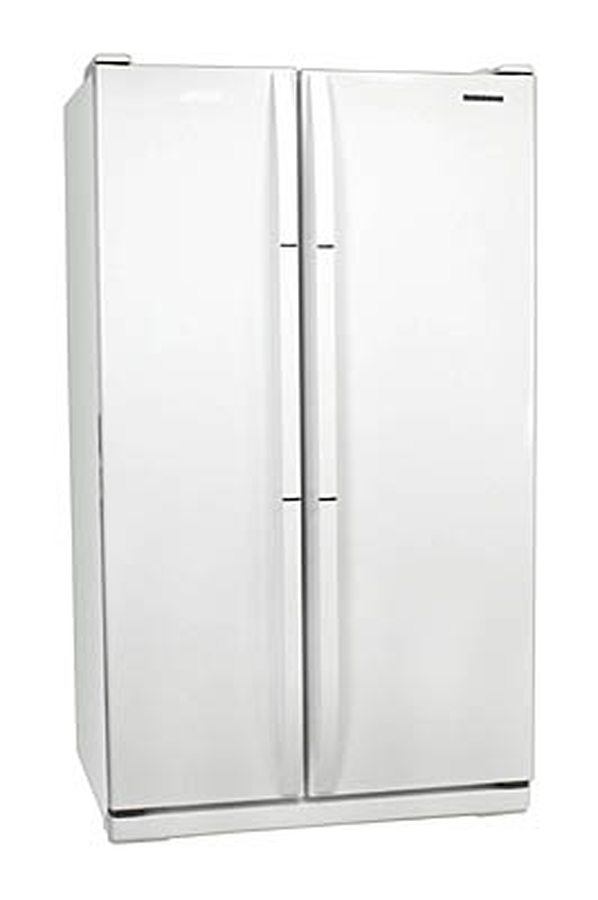 refrigerateur americain samsung rs 20 nc blanc rs20nc 1698648 darty. Black Bedroom Furniture Sets. Home Design Ideas
