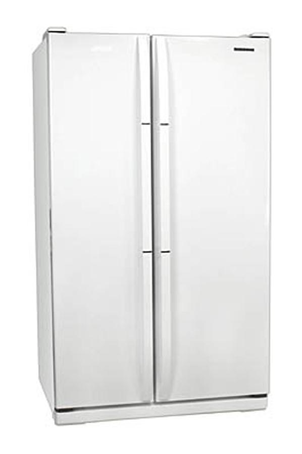 refrigerateur americain samsung rs 20 nc blanc rs20nc 1698648 darty. Black Bedroom Furniture Sets. Home Design Ideas