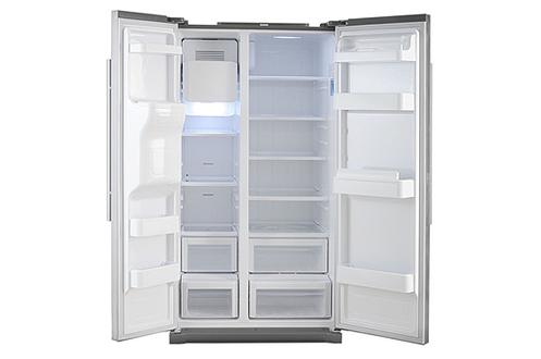 refrigerateur americain samsung rsa1uhmg 8882185. Black Bedroom Furniture Sets. Home Design Ideas