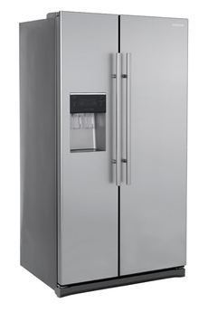 R frig rateur am ricain frigo am ricain livraison for Installer un frigo encastrable