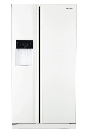 refrigerateur americain samsung rsa1utwp darty. Black Bedroom Furniture Sets. Home Design Ideas