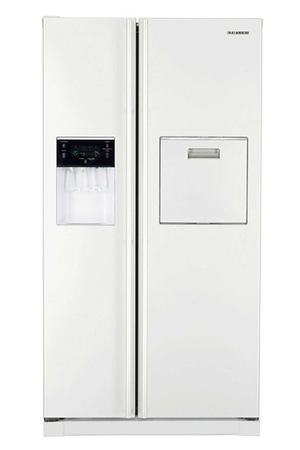 refrigerateur americain samsung rsa1ztwp darty. Black Bedroom Furniture Sets. Home Design Ideas