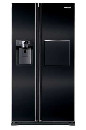 refrigerateur americain samsung rsg5pubc darty. Black Bedroom Furniture Sets. Home Design Ideas