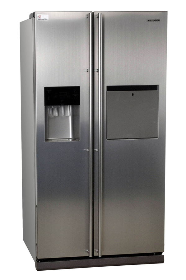 refrigerateur americain samsung rsh1ftrs inox rsh1ftrs 2482487 darty. Black Bedroom Furniture Sets. Home Design Ideas