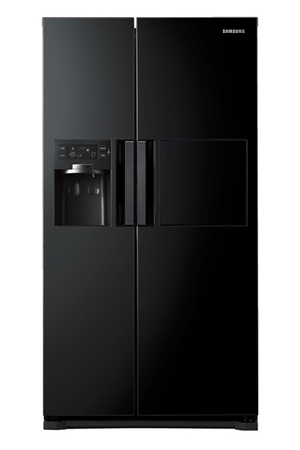 refrigerateur americain samsung rsh7gnbc darty. Black Bedroom Furniture Sets. Home Design Ideas