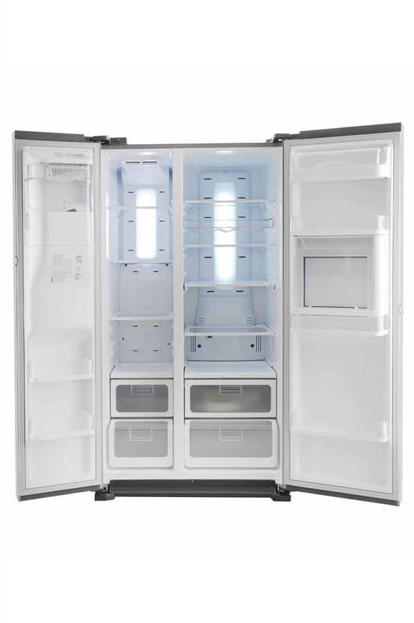 Refrigerateur Americain Samsung Rsh7gnsp 3604179 Darty