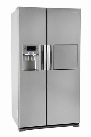 refrigerateur americain samsung rsh7gnsp darty. Black Bedroom Furniture Sets. Home Design Ideas