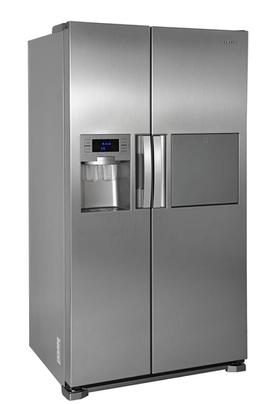 avis clients pour le produit refrigerateur americain samsung rsh7pnpn. Black Bedroom Furniture Sets. Home Design Ideas
