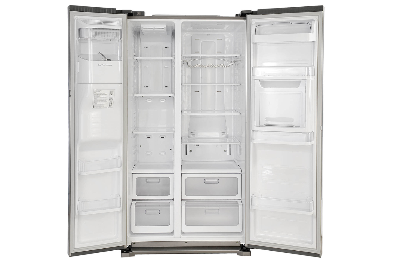refrigerateur congelateur samsung froid ventile r frig. Black Bedroom Furniture Sets. Home Design Ideas