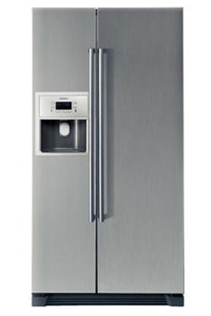 766259594a5a4 Refrigerateur americain Siemens KA58NA45 INOX | Darty