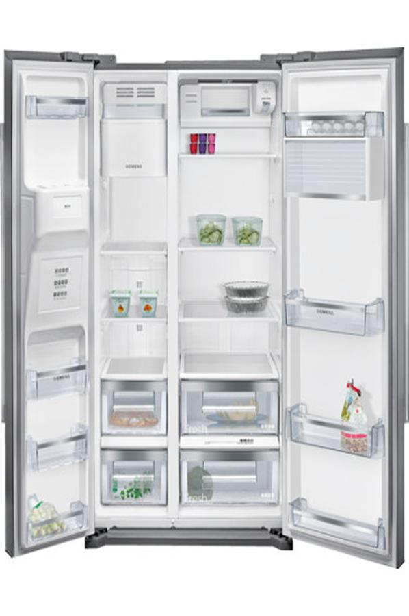 refrigerateur americain siemens ka90dvi20 4230337 darty. Black Bedroom Furniture Sets. Home Design Ideas