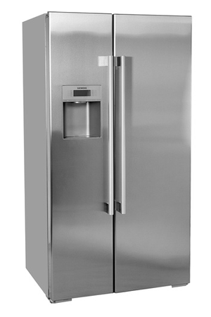 Refrigerateur americain siemens ka 62 dp 90 darty - Refrigerateur glacon eau fraiche ...