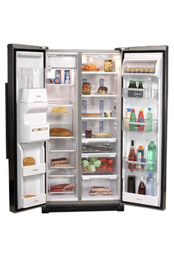 refrigerateur americain whirlpool s20 drss inox s20drss. Black Bedroom Furniture Sets. Home Design Ideas