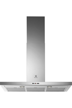 Hotte décorative murale EFB90981OX INOX Electrolux