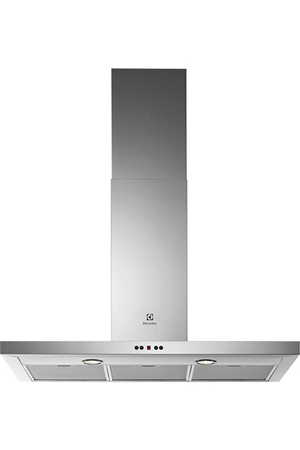 Hotte Dcorative Murale Electrolux EfbOx Inox  Darty