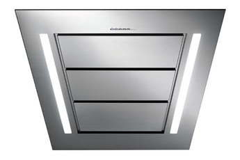 Hotte décorative murale DIAMANTE 1430 INOX Falmec