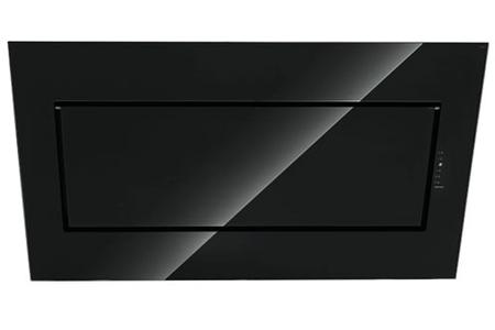 hotte d corative murale falmec quasar 90 noir quasar 90 darty. Black Bedroom Furniture Sets. Home Design Ideas