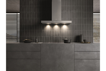 Hotte décorative murale Miele DA 4298 W IN
