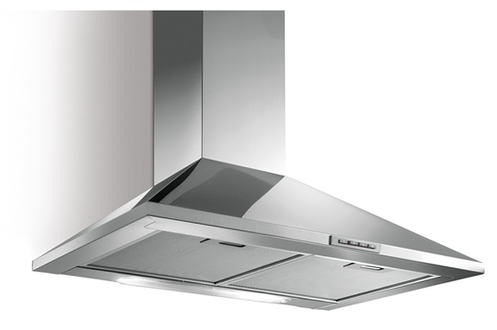 Hotte décorative murale CHP60SS INOX Proline