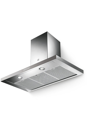 Hotte Décorative Murale BALTIC INOX A90   5062011 Roblin