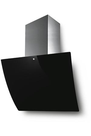 hotte d corative murale roblin versant 800 vr noir. Black Bedroom Furniture Sets. Home Design Ideas