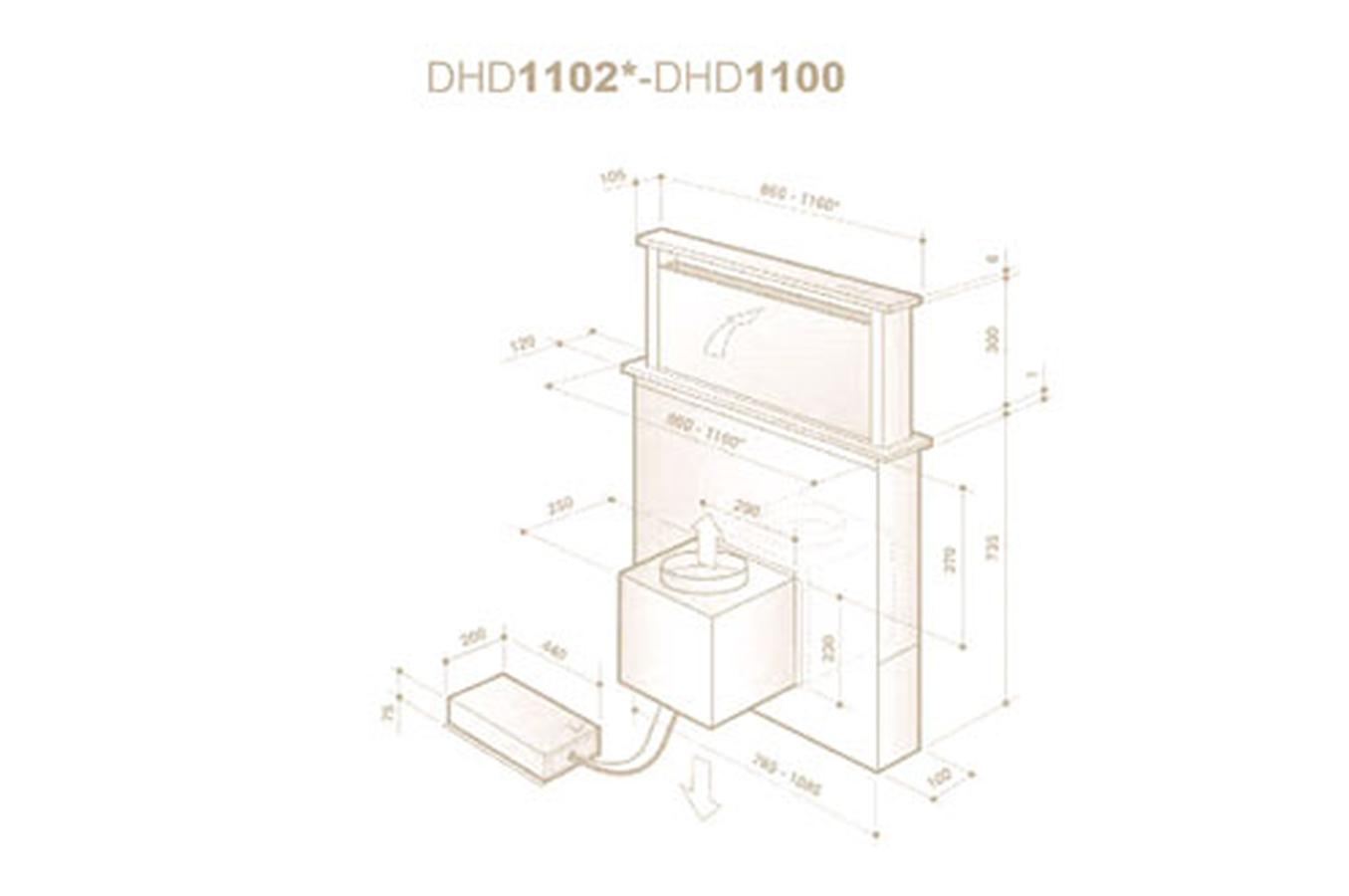 produit puis with hotte escamotable plan de travail. Black Bedroom Furniture Sets. Home Design Ideas