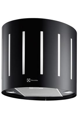 Débit d'air de 581 m3/h Puissance acoustique de 68 dB Commandes électroniques par touches Eclairage LED 2x3.5 W
