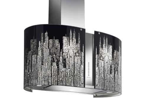 hotte lot falmec manhattan maxi ilot 3360172. Black Bedroom Furniture Sets. Home Design Ideas