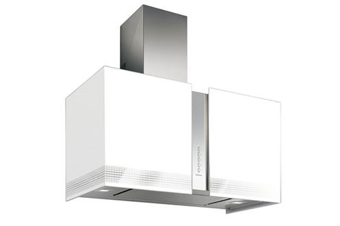 hotte lot falmec platinum maxi ilot85 3588173. Black Bedroom Furniture Sets. Home Design Ideas