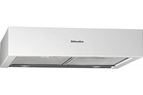Hotte visière 60 cm Débit d'air 355 m3/h (545 m3/h en intensif) Puissance acoustique 64 dB (74 dB en intensif) Eclairage LED 2 x 300 Watts