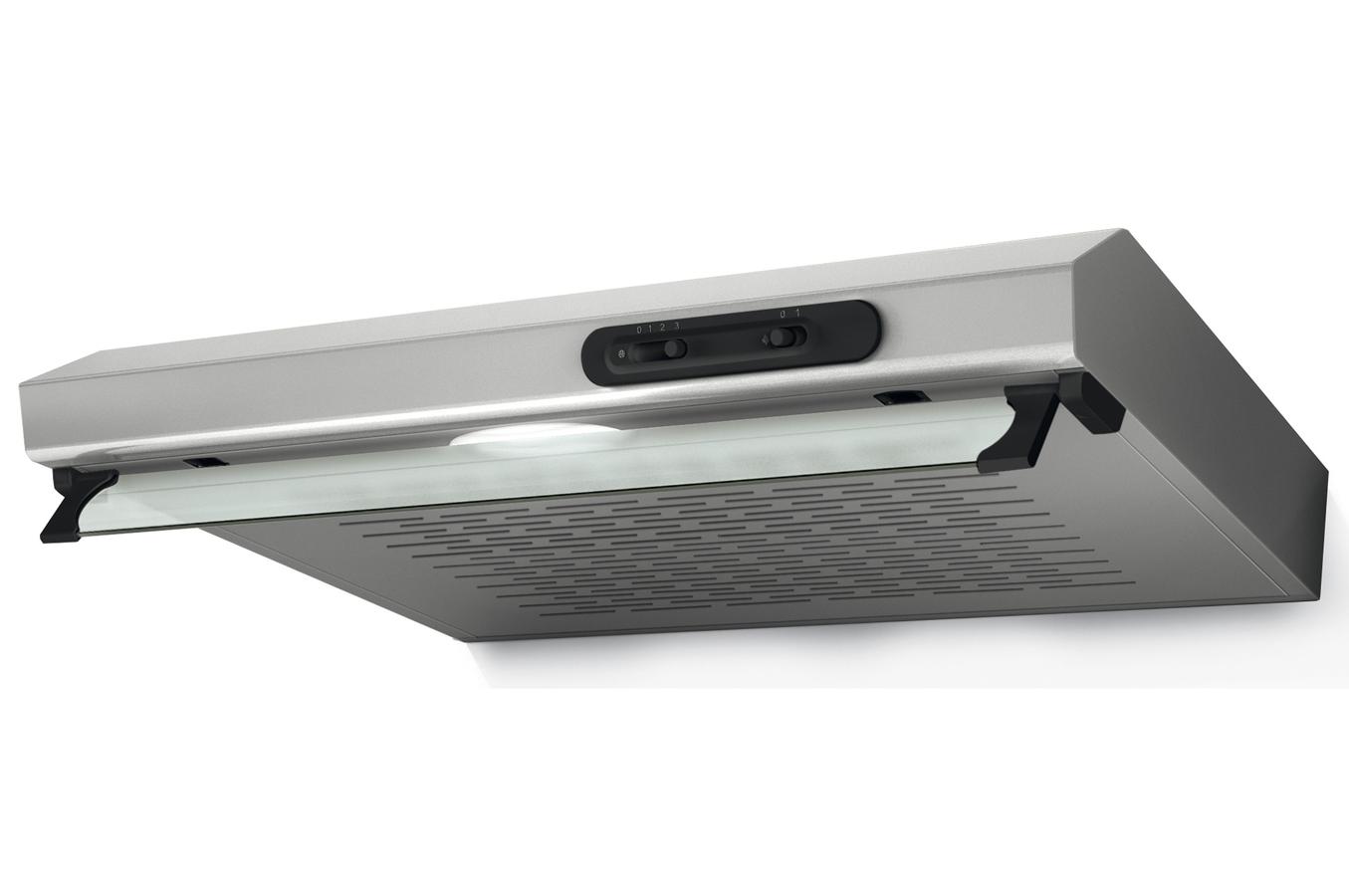 fixation hotte a visiere sous meuble de cuisine. Black Bedroom Furniture Sets. Home Design Ideas