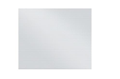 Crédence murale en verre avec effet métallisé Largeur 60 cm Hauteur 75 cm