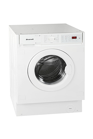 Lave linge encastrable brandt bwf172i darty - Lave linge encastrable darty ...