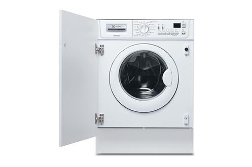 lave linge encastrable electrolux ewg127410w full ewg127410w 3679349 darty. Black Bedroom Furniture Sets. Home Design Ideas