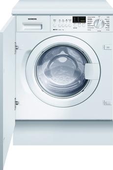 Lave linge encastrable WI14S421FF Siemens