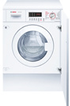 Lave linge sechant encastrable WKD28541FF Bosch